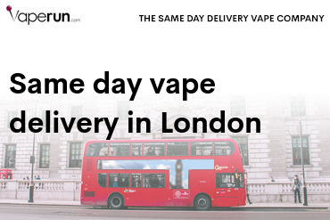 Same day vape delivery London