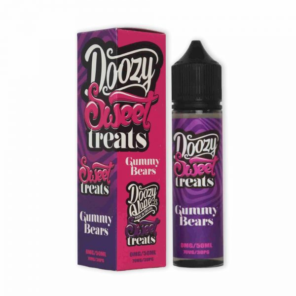 Gummy Bears 50ml Shortfill e juice