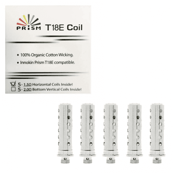 innokin endura t18e replacement coils