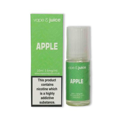 Apple 10ml e juice