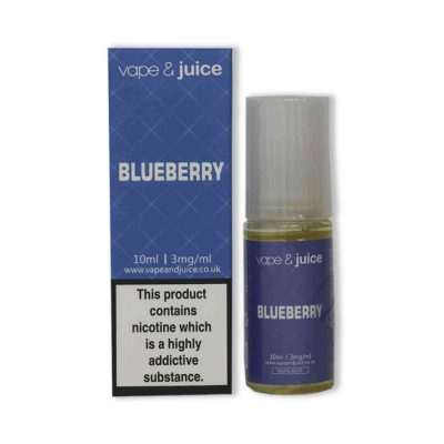 Blueberry 10ml e juice