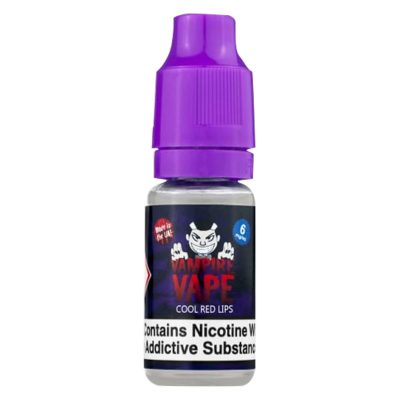 cool red lips 10ml e liquid