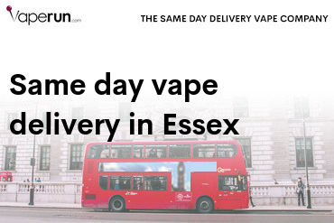 Same day vape delivery Essex