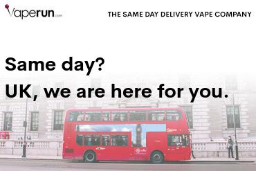 Sameday vape delivery UK