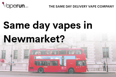 same day vape delivery Newmarket